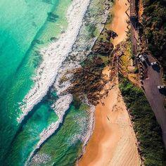 Catherine Hill Bay, New South Wales, Australia.  Pic @danieljhumphries_