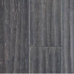 I just really like this gray bamboo hardwood flooring - from Lumber Liquidator's -- used by Perfectly Imperfect