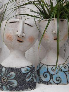 Best Totally Free clay pottery sculpture Strategies Aussteller in alphabetischer Reihenfolge Face Planters, Ceramic Planters, Ceramic Clay, Ceramic Painting, Ceramic Pottery, Pottery Art, Pottery Sculpture, Sculpture Clay, Date Photo