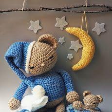 """Pattern Free Amigurumi """"Poly"""" Teddy Bear. Come to know us for our facebook and website. Patrón gratis Amigurumi Osito Poly. Pasa a conocernos por nuestro facebook y sitio web. www.tarturumies.com https://www.facebook.com/Tarturumies"""