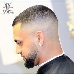 Buzzed it down Slick Hairstyles, Hairstyles Haircuts, Haircuts For Men, Short Fade Haircut, Short Hair Cuts, Short Hair Styles, Hair Cutting Techniques, Faded Hair, Haircut Designs