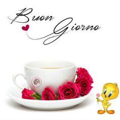 ........ Good Morning Good Night, Good Morning Quotes, Happy Day, Tea Cups, Tableware, Inspiration, Google, Italy, Reggio Emilia