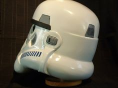 Tutorial: How to build a stormtrooper helmet for less than 10 GBP FINISHED see Pg9 - Page 9