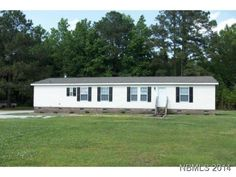 Large 3 Bedroom, 2 Bath Double Wide Mobile, in good condition. House has been redecorated & has all new carpeting & paint inside. Brick underpinnings & built to FHA/VA standards. Give Jack Morton a call today at 252-259-4736.