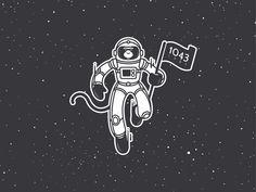 1043 Labs Logo by Emre Toksan https://dribbble.com/shots/2994588-1043-Labs-Logo #zeeenapp