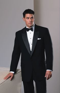 Tuxedos and Formalwear