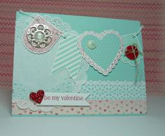 Banner of Love (SUO) by dahlia19 - Cards and Paper Crafts at Splitcoaststampers
