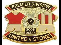 Manchester Home Match Badges 2008~09 Season | Totally United Merchandise...