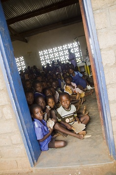 School in Malota village, Malawi     .     >>>Getting what YOU want out of LIFE by Helping enough OTHER people Get what THEY WANT. #Serving is Awesome!!!  ;o)