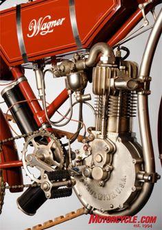 Wagner Motorbike