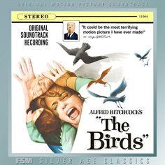 Hitchcock #thebirds #soundtrack