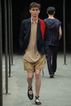 défilé Dries Van Noten printemps-été 2015 #mode #fashion #couture