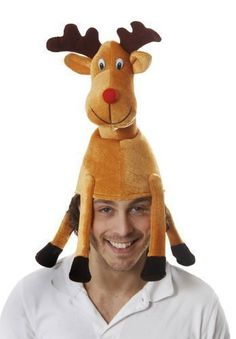 Adult Xmas Reindeer Hat Henbrandt http://www.amazon.co.uk/dp/B00G2CBA7C/ref=cm_sw_r_pi_dp_Th.uwb1AE68Y3