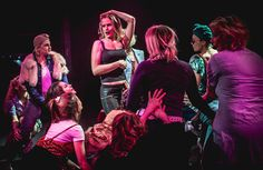 Bad Girls – The Musical review at Union Theatre, London – 'slick but predictable'