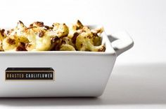 Roasted Cauliflower | iamfoodblog.com