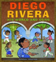 2012 Illustrator Winner- Diego Rivera (E R5241d)