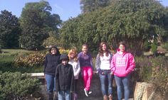 Our visit to Centennial Park.