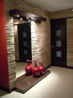 Artimozz is leading interior wall cladding tiles suppplier in delhi. Artimozz is leading lobby wall cladding tiles supplier in delhi and living room wall tile supplier in delhi Stone Interior, Interior Walls, Home Interior Design, Wall Cladding Tiles, Wall Tiles, Flur Design, Lobby Design, Entrance Decor, Entrance Hall