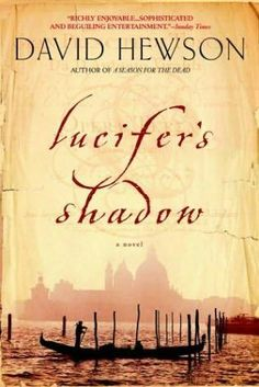 Author: David Hewson Title: Lucifer's Shadow; aka: The Cemetery of Secrets; stand-alone novel.