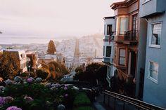 San Francisco Feelings - 6:57am San Francisco by lauryn cravens