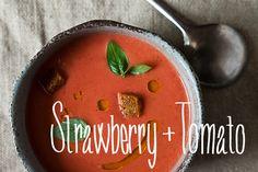 Strawberry + Tomato