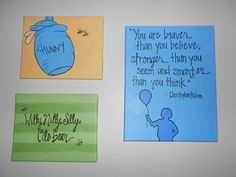 Winnie the Pooh Nursery Wall Art