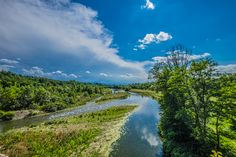 Le rive dello Stura - The river model the banks and the banks leading the river…