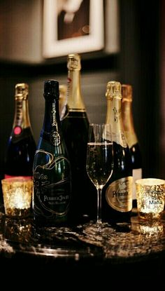 Champagne anyone. .....