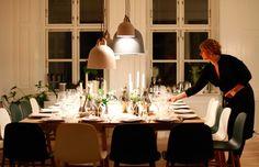 Comment choisir les dimensions de sa table? Trois conseils pour trouver la table parfaite, pièce maîtresse de la salle à manger.