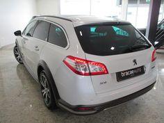 Peugeot 508 SW 2.0 HDI RXH Hybrid 4 200cv http://bracae.pt/automoveis?item=30372-peugeot-508-sw-2-0-hdi-rxh-hybrid-4-200cv