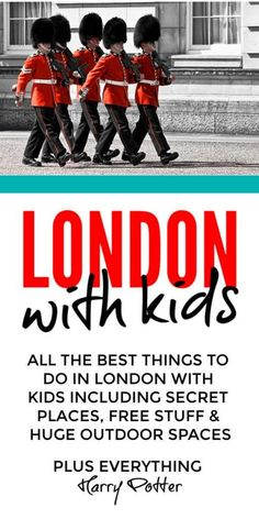 The best things to do when you visit London England with kids. Use these fun travel tips and bucket list to plan the coolest family itinerary of trips, adventures and activities way beyond Harry Potter, Big Ben and the big museums. Days Out In London, London With Kids, Things To Do In London, Travel With Kids, Fun Travel, Family Travel, Family Trips, Family Life, Travel Advice