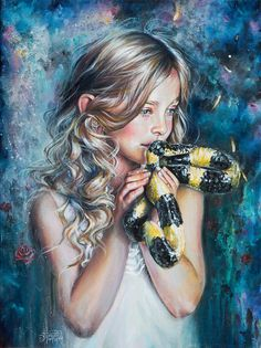 La delicadeza de Tanya Shatseva | OLDSKULL