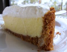 Lemon Velvet Cream Pie - best lemon pie ever!