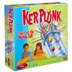 Use Kerplunk for classroom management.  Start with all sticks and marbles.  When a student breaks a rule, class is too loud, etc take out a stick. Class gets a 'reward' (sticker, S, green, whatever) if they keep all the marbles.