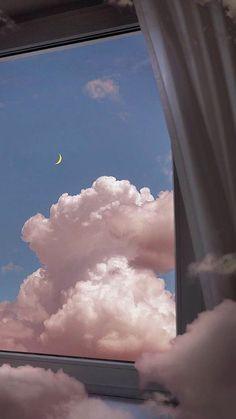 Wallpaper Pastel, Butterfly Wallpaper Iphone, Cloud Wallpaper, Cute Patterns Wallpaper, Scenery Wallpaper, Iphone Background Wallpaper, Pastel Background, Iphone Wallpaper Tumblr Aesthetic, Aesthetic Pastel Wallpaper