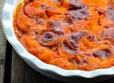 Pizza Potatoes, Read reviews RE:  substitute ground beef, salami or italian sausage