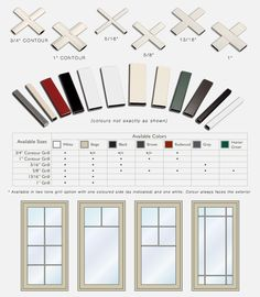 Craftsman Bungalow Home Style Exterior Window Door Details