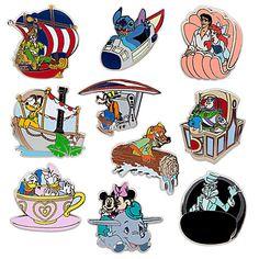 Disney Parks Mystery Pin Set -- 2-Pc. | Pin Sets | Disney Store - Stitch of course!