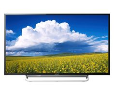 """40"""" (diag) W600B Series LED HDTV / 1080P / Motion Flow XR240 / USB Play / Built-in Wi-Fi / Stream PS3 Games / 4 HDMI Ports / 2 USB Ports / Ethernet Connection Input"""