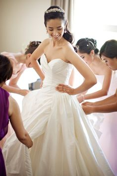 a romona keveza bride