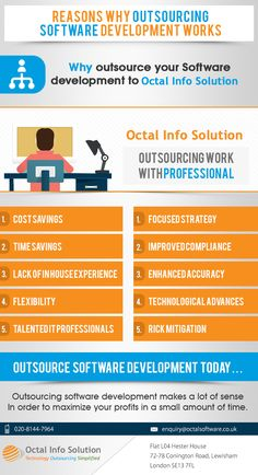 reasons why outsourcing software development works