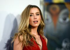 Amber Heard tem o rosto mais bonito do mundo, segundo estudo