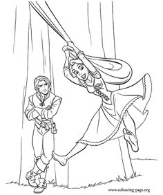 72 Best Tangled Coloring Pages Images Tangled Coloring Pages