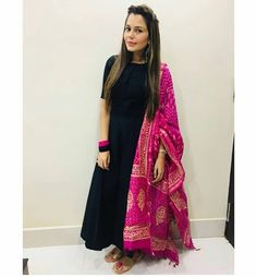 @bansal_sap looking beautiful in our BLACK SUIT SET WITH FALSA DUPATTA ❤ Shop this from :- www.ambraee.com DM FOR DIRECT LINK OF THE… Indian Suits, Black Suits, Kurti, Short Hair Styles, Saree, Outfits, Shopping, Beautiful, Instagram