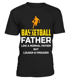 "# Basketball Father Like Normal Father Louder & Prouder Shirt . Special Offer, not available in shops Comes in a variety of styles and colours Buy yours now before it is too late! Secured payment via Visa / Mastercard / Amex / PayPal How to place an order Choose the model from the drop-down menu Click on ""Buy it now"" Choose the size and the quantity Add your delivery address and bank details And that's it! Tags: Basketball Father Like"