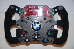f1 steering wheels | BMW F1 Steering Wheel