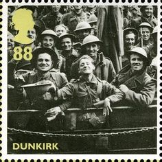 Dunkirk – Rescued Soldiers