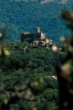 Requesens Castell- Catalonia- Spain - Pierre Casiraghi's Bachelor Party- July 2015