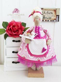 Куклы Тоузаковой Марии