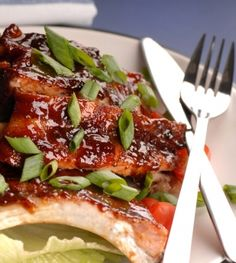 Recipes - I Love Cooking, How to cook South African recipes.      Smoky Pork Ribs with Honey & Oyster Sauce